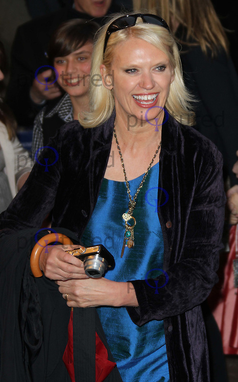London, UK, 24 March 2010: Celebrity arrivals for the World Premiere of Nanny McPhee & The Big Bang held at the Odeon West End Cinema, Leicester Square, London. (Picture by Richard Goldschmidt/Piqtured)
