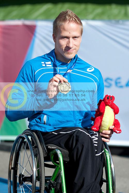 TAHTI Leo Pekka, 2014 IPC European Athletics Championships, Swansea, Wales, United Kingdom