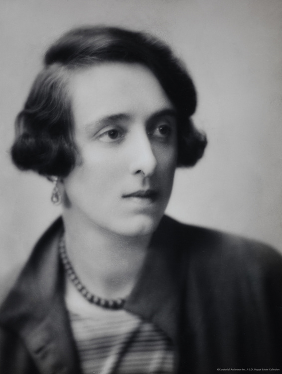 Vita Sackville-West, author (Mrs. H. Nicholson), England, UK, 1916