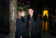 LOUISE KENNEDY; ROJA DOVE, Cecil Beaton private view. V and A Museum. London. 6 February 2012