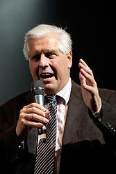 29.10.2010, Listhalle, Graz, AUT, Concert 4 Caritas, im Bild Dr. Franz Küberl, Caritas Präsident, EXPA Pictures © 2010, PhotoCredit: EXPA/ Erwin Scheriau