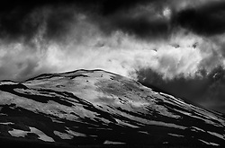 The mountain Hekla, south Iceland - Hekla