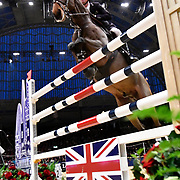16.12.2017 London Olympia International Horse Show <br /> The Christmas Masters Special Competition