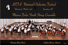 Musica Dolce Youth String Ensemble