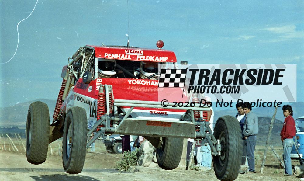1990 Baja Internacional