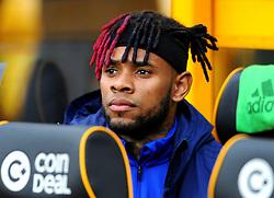 Leandro Bacuna of Cardiff City looks on- Mandatory by-line: Nizaam Jones/JMP - 02/03/2019 - FOOTBALL - Molineux - Wolverhampton, England -  Wolverhampton Wanderers v Cardiff City - Premier League