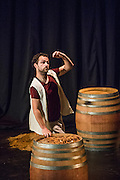 Wellington, NZ. 9 March 2015. Dirt & Other Delicious Ingredients, at Shed 6, by Java Dance Company. Part of the Capital E National Arts Festival, March 2015. Photo credit: Stephen A'Court. COPYRIGHT: ©Stephen A'Court