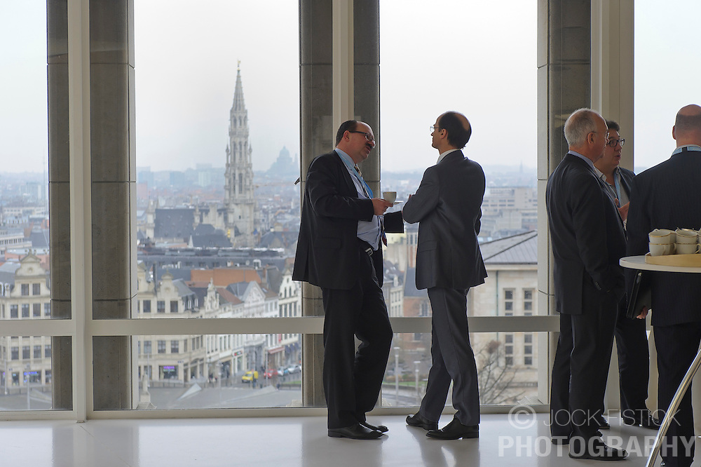March 7, 2012 - Cable Europe Policy Seminar - The Square -  Brussels, Belgium. (Photo © Jock Fistick)