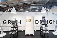 Raumbuero aus Planegg, Messestand Groh Design auf der Buchmesse 2014,
