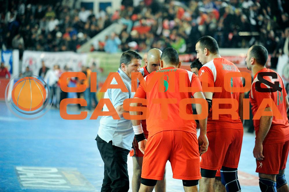 DESCRIZIONE : France Hand Coupe Afrique des Nations Homme Maroc Rabat<br /> GIOCATORE : Carrara Philippe<br /> SQUADRA : Maroc<br /> EVENTO : FRANCE Hand CAN<br /> GARA : Tunisie Maroc<br /> DATA :19/01/2012<br /> CATEGORIA : Hand CAN<br /> SPORT : Handball<br /> AUTORE : JF Molliere <br /> Galleria : France Hand 2011-2012 Action<br /> Fotonotizia : CAN Hand RABAT Maroc<br /> Predefinita :