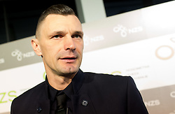 Milivoje Novakovic during Traditional New Year party of of the Slovenian Football Association - NZS, on December 18, 2017 in Kongresni center, Brdo pri Kranju, Slovenia. Photo by Vid Ponikvar / Sportida