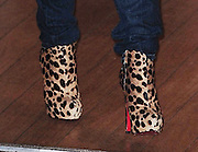 13.NOVEMBER.2010. LONDON<br /> <br /> X-FACTOR JUDGE CHERYL COLE LEAVING FOUNTAIN STUDIOS IN WEMBLEY WEARING LEOPARD PRINT BOOTS AFTER THE SATURDAY NIGHT LIVE SHOW.<br /> <br /> BYLINE: EDBIMAGEARCHIVE.COM<br /> <br /> *THIS IMAGE IS STRICTLY FOR UK NEWSPAPERS AND MAGAZINES ONLY*<br /> *FOR WORLD WIDE SALES AND WEB USE PLEASE CONTACT EDBIMAGEARCHIVE - 0208 954 5968*