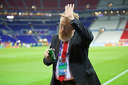 LYON, FRANCE - Wednesday, July 6, 2016: Wales' head of international affairs Mark Evans after the UEFA Euro 2016 Championship Semi-Final match against Portugal at the Stade de Lyon. (Pic by David Rawcliffe/Propaganda)