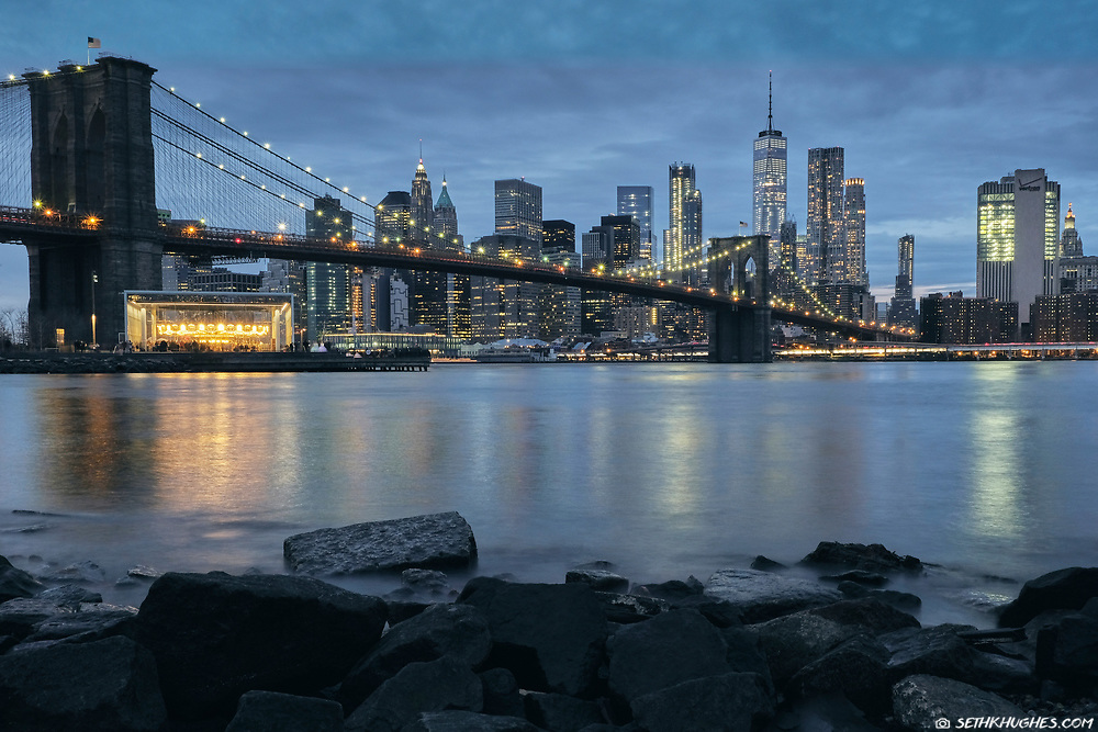 Dumbo, Brooklyn, New York City