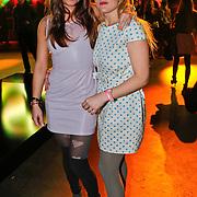 NLD/Amsterdam/20110129 - AIFW winter 2011, show Supertrash, Hadewych Minis en Caroline Spoor