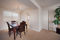 Residential interior image of the model apartment at Tyrol Hill in Arlington VA by Jeffrey Sauers of Commercial Photographics, Architectural Photo Artistry in Washington DC, Virginia to Florida and PA to New England