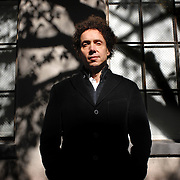 Malcolm Gladwell in  the West Village, New York City.<br /> From 1987 to 1996, he was a reporter with the Washington Post, where he covered business, science, and then served as the newspaper's New York City bureau chief. He graduated from the University of Toronto, Trinity College, with a degree in history. He was born in England, grew up in rural Ontario, and now lives in New York City. He is the author of two books, &quot;The Tipping Point: How Little Things Make a Big Difference,&quot; (2000) and &quot;Blink: The Power of Thinking Without Thinking&quot; (2005), both of which were number one New York Times bestsellers.