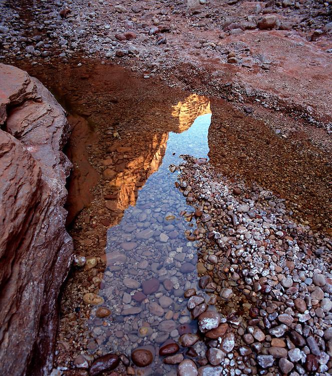 National Canyon, Colorado River mile 166.5, Grand Canyon National Park, Hualapai Indian Reservation, Arizona, USA; Pentax 67II, Velvia 100, 45mm lens, polarizer