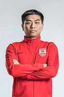 **EXCLUSIVE**Portrait of Chinese soccer player Jiang Zhe of Changchun Yatai F.C. for the 2018 Chinese Football Association Super League, in Wuhan city, central China's Hubei province, 22 February 2018.