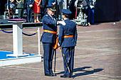 Uitreiking Willems-Orde aan Roy de Ruiter