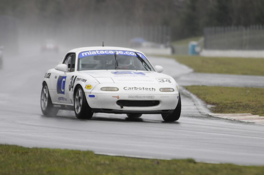 SCCA March 12, 13  Portland Internartional Raceway