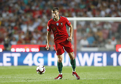 September 10, 2018 - Lisbon, Portugal - Portugal v Italy - UEFA Nations League.Ruben Dias of Portugal at Estadio da Luz in Lisbon, Portugal on September 10, 2018. (Credit Image: © Matteo Ciambelli/NurPhoto/ZUMA Press)