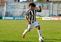 20120202: Rio de Janeiro, BRAZIL - Player Marcio Azevedo during match between Madureira vs Botafogo for Campeonato Carioca held at Conselheiro Galvao, RJ, Brasil <br /> PHOTO: CITYFILES