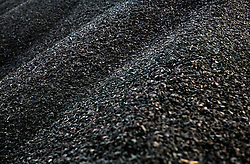 SPAIN GIJON 3OCT08 - Close-up view of coal unloaded from bulk carriers in the port of Gijon, northern Spain.....jre/Photo by Jiri Rezac....© Jiri Rezac 2008....Contact: +44 (0) 7050 110 417..Mobile:  +44 (0) 7801 337 683..Office:  +44 (0) 20 8968 9635....Email:   jiri@jirirezac.com..Web:    www.jirirezac.com....All images © Jiri Rezac 2008. All rights reserved.