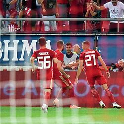 Olympiakos v Burnley, Europa League, 23 August 2018