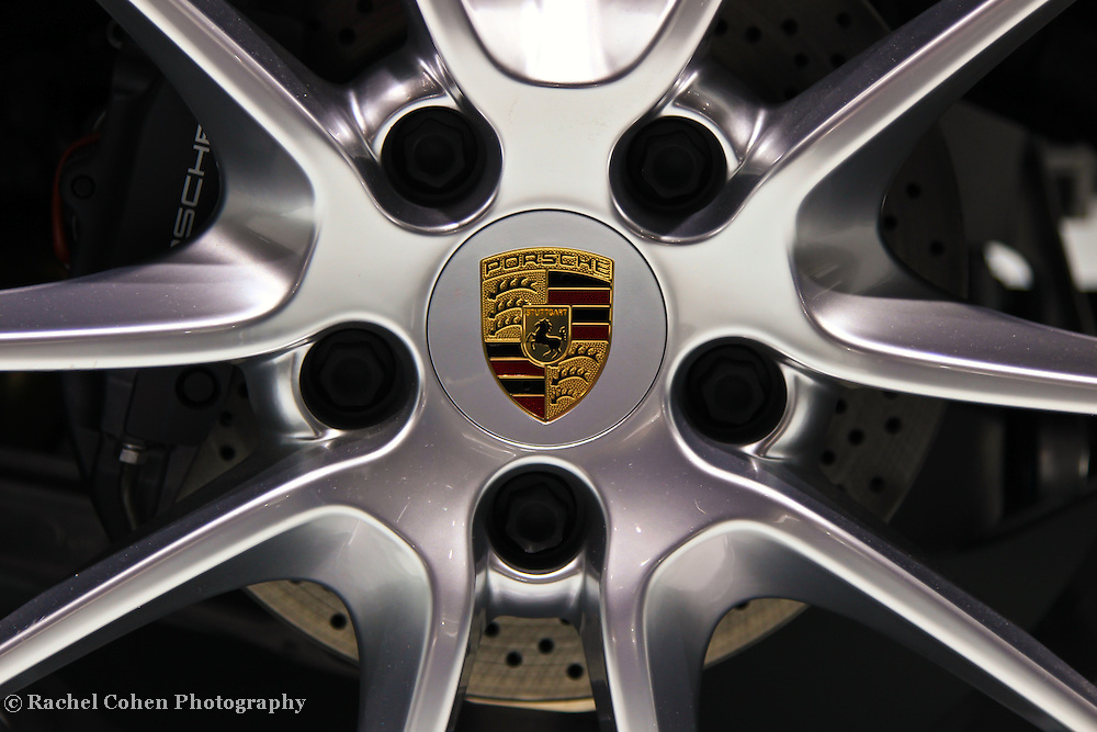 &quot;Porsche Wheel&quot;<br />