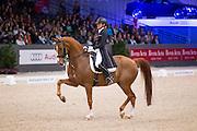 Marlies van Baalen - Miciano<br /> Indoor Brabant 2014<br /> © DigiShots