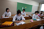 North Korean University in Tokyo, Japan