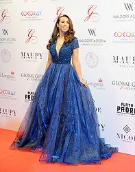 The Global Gift Gala Red Carpet, Wednesday 17th May 2017<br /> <br /> Francine Lewis arrives on the red carpet<br /> <br /> The Global Gift Gala is a unique international initiative from the Global Gift Foundation, a charity founded by Maria Bravo that is dedicated to philanthropic events worldwide; to help raise funds and make a difference towards children and women across the globe.<br /> <br /> Charities benefiting from the 2017 Edinburgh Global Gift Gala include the  Eva Longoria Foundation, which aims to improve education and provide entrepreneurial opportunities for young women;  Place2Be which provides emotional and therapeutic services in primary and secondary schools, building children's resilience through talking, creative work and play; and the Global Gift Foundation with the opening of their first 'CASA GLOBAL GIFT', providing medical treatments and therapy for children affected by rare disease.<br /> <br /> (c) Aimee Todd | Edinburgh Elite media