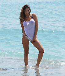 Former TOWIE star Pascal Craymer shows of her stunning figure on a bikini calendar shoot in Ibiza, Spain, UK. 14/07/2016<br /> BYLINE MUST READ : GOTCHAIMAGES.COM<br /> <br /> Copyright by © Gotcha Images Ltd. All rights reserved.<br /> Usage of this image is conditional upon the acceptance <br /> of Gotcha Images Ltd, terms and conditions available at<br /> www.gotchaimages.com