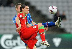 20110611 Hviderusland - Island  UEFA U21 Europamesterskab i fodbold / U21 EM