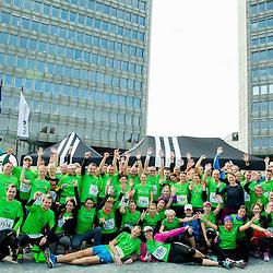 20141026: SLO, Athletics - Ljubljanski maraton 2014 - Adidas sola teka