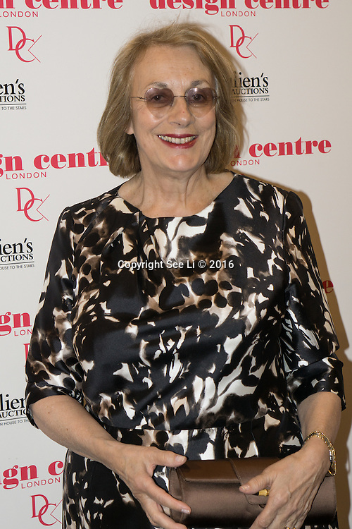 London,England,UK : 25th May 2016 : Jane Churchill attend the Marilyn Monroe: Legacy of a Legend launch at the Design Centre, Chelsea Harbour, London. Photo by See Li