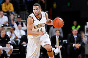 NASHVILLE, TN - NOVEMBER 11: Jeffery Taylor #44 of the Vanderbilt Commodores dribbles up court against the Oregon Ducks at Memorial Gymnasium on November 11, 2011 in Nashville, Tennessee. Vanderbilt defeated Oregon 78-64.(Photo by Joe Robbins) *** Local Caption *** Jeffery Taylor