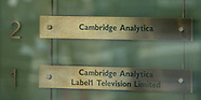 20 Mar 2018 - The anonymous looking London company headquarters of Cambridge Analytica.