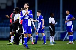 Edward Upson of Bristol Rovers after the final whistle of the match - Mandatory by-line: Ryan Hiscott/JMP - 05/01/2020 - FOOTBALL - Memorial Stadium - Bristol, England - Bristol Rovers v Coventry City - Emirates FA Cup third round