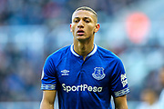 Richarlison (#30) of Everton during the Premier League match between Newcastle United and Everton at St. James's Park, Newcastle, England on 9 March 2019.