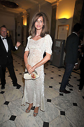 TRINNY WOODALL at the Royal Academy of Arts Summer Party held at Burlington House, Piccadilly, London on 3rd June 2009.