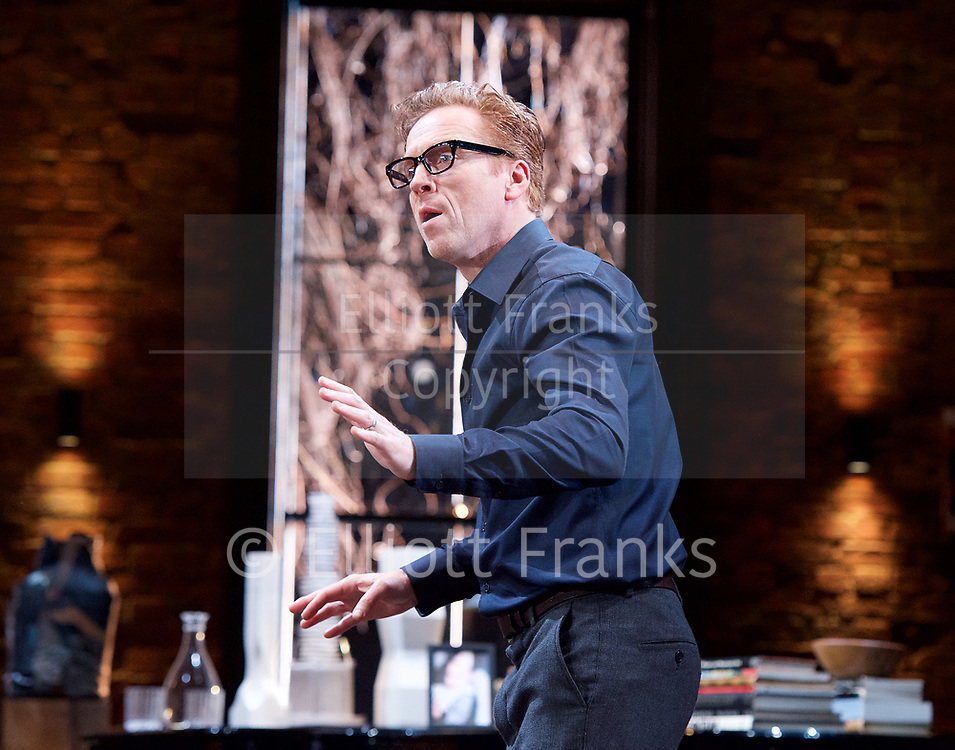 Edward Albee&rsquo;s The Goat or Who is Sylvia <br /> production by Ian Rickson <br /> at The Theatre Royal Haymarket London, Great Britain <br /> 30th March 2017 <br /> press photocall <br /> <br /> <br /> Damian Lewis as Martin  <br /> <br /> Photograph by Elliott Franks <br /> Image licensed to Elliott Franks Photography Services