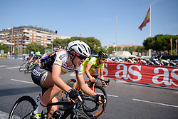 Jessy Druyts (Topsport Vlaanderen Etixx) at Madrid Challenge by La Vuelta an 87km road race in Madrid, Spain on 11th September 2016.