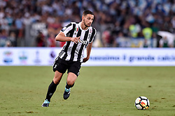 August 13, 2017 - Rome, Italy - Mattia De Sciglio of Juventus during the Italian Supercup Final match between Juventus and Lazio at Stadio Olimpico, Rome, Italy on 13 August 2017. (Credit Image: © Giuseppe Maffia/NurPhoto via ZUMA Press)