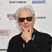 Elliot Grove attends Raindance Film Festival Gay Times Gala screening - George Michael: Freedom (The Director's Cut) London, UK. 4th October 2018.