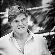 """Black & White Portrait """"Robert Redford"""" during the 66th Annual Cannes Film Festival"""