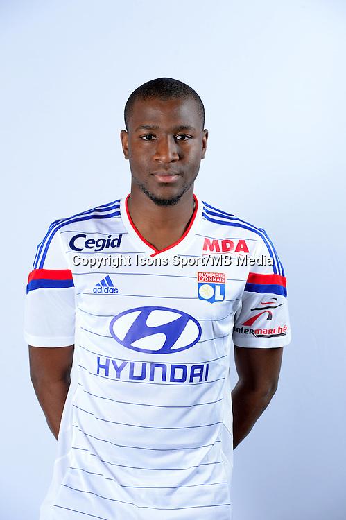 Gueida FOFANA - 17.09.2014 - Portrait Officiel - Lyon<br /> Photo : Icon Sport
