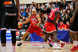 - Rogan Thomson/JMP - 05/11/2016 - BASKETBALL - SGS Wise Arena - Bristol, England - Bristol Flyers v Leicester Riders - BBL Championship.