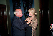 GREG DYKE; JOANNA LUMLEY, LA BæTE PRESS NIGHT, COMEDY THEATRE, PANTON STREET, SW1 After party at CafŽ de Paris, 3-4 Coventry Street, 7 July 2010. .-DO NOT ARCHIVE-© Copyright Photograph by Dafydd Jones. 248 Clapham Rd. London SW9 0PZ. Tel 0207 820 0771. www.dafjones.com.<br /> GREG DYKE; JOANNA LUMLEY, LA BÊTE PRESS NIGHT, COMEDY THEATRE, PANTON STREET, SW1 After party at Café de Paris, 3-4 Coventry Street, 7 July 2010. .-DO NOT ARCHIVE-© Copyright Photograph by Dafydd Jones. 248 Clapham Rd. London SW9 0PZ. Tel 0207 820 0771. www.dafjones.com.